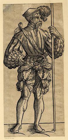 Я уже писал про знаменитого художника-ландскнехта Урса Графа http://mihalchuk-1974.livejournal.com/57996.html но такое явление, как профессиональные солдаты наемники не могло не привлечь к себе внимание и других художников той эпохи. Небольшая подборка изображений европейских воинов 15-16 веков, в…