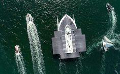 Race for Water, el primer barco hidrógeno-solar del mundo inicia una expedición contra los residuos plásticos de los océanos https://m.facebook.com/story.php?story_fbid=10158678814790068&substory_index=0&id=179495650067
