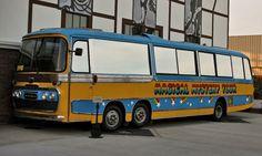 Beatles' Magical Mystery Bus