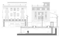 mariñas arquitectos asociados, Fernando Alda · Pescadería y San Isidoro Square