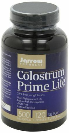 Jarrow Formulas Colostrum Prime Life, 500mg, 120 Capsules | Multi City Health  List Price: $26.95 Discount: $13.70 Sale Price: $13.25 Health Shop, Medical Equipment, Sports Nutrition, Nutritional Supplements, Hair Removal, Baby Care, Shaving, Health Care, Vitamins