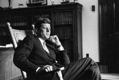   John F.Kennedy  