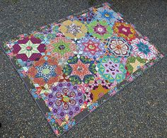 Visible Light Quilt Free Pattern