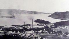 Central Guánica, Guánica, Puerto Rico. Operó entre los años 1901 y 1981. Capacidad: 8,600 toneladas por día. Propietarios: South Puerto Rico Sugar Corp. (1901) y Rusell & Co. Sucesores S. en C. y Corp. Azucarera de P. R. (1970).