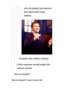 David from doctor who>>>One part of Donna will always remember the adventures of the Doctor and her