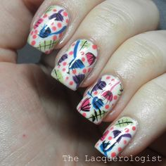 The Lacquerologist: with Liquidus Nail Gloss Pearl