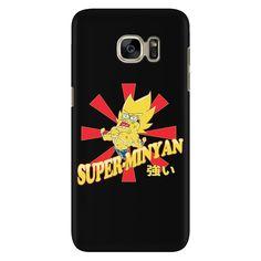 Super Saiyan - Super Minyan - Android Phone Case - TL01345AD