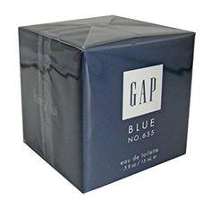 Gap Blue No. 655 Eau de Toilette for Him .5 fl oz (15 ml) Review