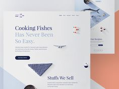 Catch Fish. Cook Fish. by Ali Sayed