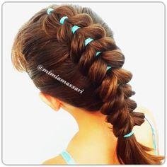 178 отметок «Нравится», 7 комментариев — Braids & Hairstyles (@mimiamassari) в Instagram: «#cghpullthroughbraid  #pullthroughbraid #cgh #frenchbraid #cutebraid #braid #dutchbraid»