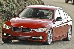 BMW 335i mit 306 PS: Mit 6 Zylindern kann der 3er auch fauchen.