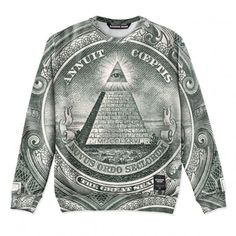 Illuminati Pyramid Sweater/Sweatshirt