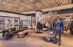 John Varvatos at 765 Madison Avenue