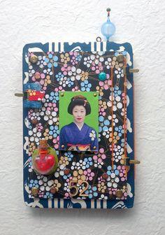 Untitled Geisha Collage 52 by NewYorkBangkok on Etsy
