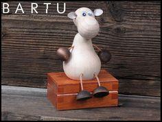 Drewniana owieczka tofik www.meblebartu.pl #owieczka #tofik #zabawka #meblebartupl #rękodzieło #dzieci