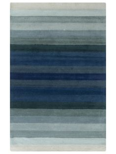 Ombre Hand-Tufted Rug by Gilt Home Collection Rugs at Gilt