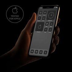 100 Premium App Icons Dark Minimal edition iPhone iOS14 | Etsy Music Clock, Apple Icon, Screen Icon, Phone Books, Minecraft, Custom Icons, Etsy App, Facetime, Iphone
