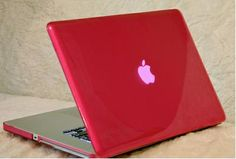 My Heartbeat Mac Book Pro goes... Apple Inc, Red Apple, Tech Gadgets, Mac Laptop, Apple Laptop, Macbook Pro Case, Great Valentines Day Gifts, Everything Pink, Cute Cases