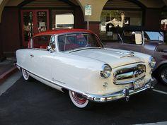 Rambler, '53 Nash Rambler Country Coupe