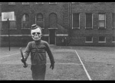why Halloween used to be creepier...