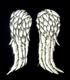Full Size Daryl Dixon Angel Wings by TeamDurango on Etsy, $35.00