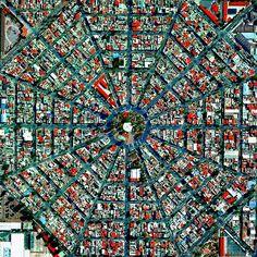 20 Fotografías tomadas por satélites que debes mirar - Taringa!