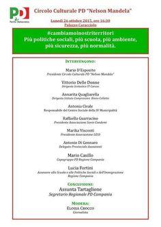 Più politiche sociali, più scuola, più ambiente, più sicurezza, più normalità: convegno a Palazzo Caracciolo | Report Campania