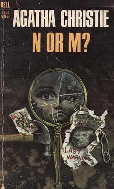 Dell Books - N or M? - Agatha Christie
