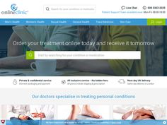 #Online Clinic - 10% off Influenza Treatments.