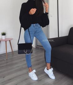 Login – Best Women's and Men's Streetwear Fashion Ideas, Combines, Tips Uni Outfits, Winter Fashion Outfits, Mode Outfits, Cute Casual Outfits, Simple Outfits, Everyday Outfits, Stylish Outfits, Winter Outfits, Summer Outfits