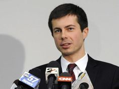 South Bend, Indiana's mayor just came out as gay in a newspaper editorial