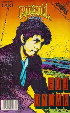 Bob Dylan's Comic Books Part – 4 (10 Comics) – NSF