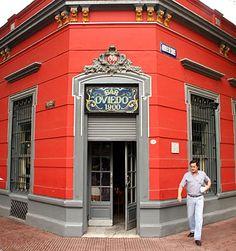 Bar Oviedo. Buenos Aires