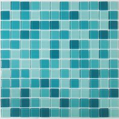 pretty sure this will be what our shower looks like...blue tiles? oh yes. they're pretty and my hubby's fave color is blue :)