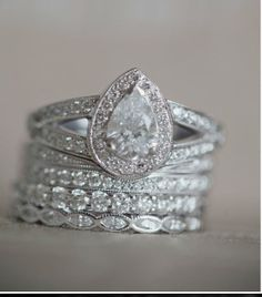 Again,  I loooove stackables and these are WOW!  Pretty!!