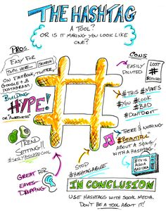 How To Use Hashtags As A Marketing Tool (Without Looking Like One)