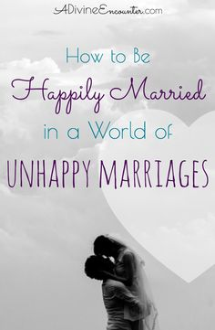 I'm blessed to say my marriage is blessed and filled with joy Ina world where marriage is under attack. Praise God!
