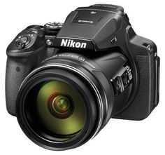 The Nikon COOLPIX is a compact digital camera that features an Optical Zoom lens, low-light 16 MP CMOS sensor, built-in Wi-Fi, Full HD video shooting, special effects and more. Nikon D7200, Nikon Coolpix, Canon Powershot, Wi Fi, P900, Camera Deals, Carte Sd, Dslr Photography Tips, Art Photography