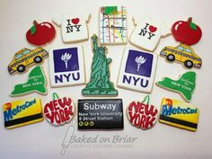 New York Cookie Assortment http://www.flickr.com/photos/89445332@N05/