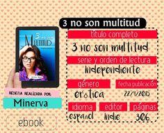 Locas del romance: Tres no son multitud - Ailin Skye