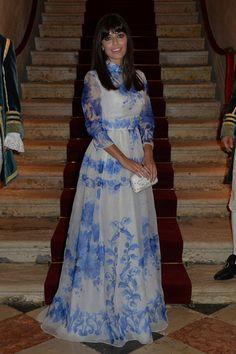 Alessandra Mastronardi  #FestivalVenecia #Celebrities #Valentino #CopiaElLook