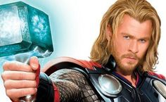 Thor is definitely my style.  I wouldn't have married a  blond Viking if he wasn't.  :)