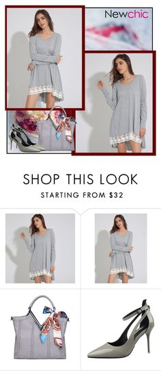 """NEWCHIC.COM 2/4"" by blagica92 ❤ liked on Polyvore"