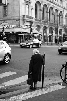 On the Street…La Petite Madame, Paris
