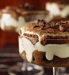 Me Encanta el Chocolate: TIRAMISÚ DE CHOCOLATE