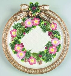 Google Image Result for http://images.replacements.com/images/images5/china/F/fitz_floyd_christmas_wreath_accent_canape_plate_P0000244444S0019T2.jpg