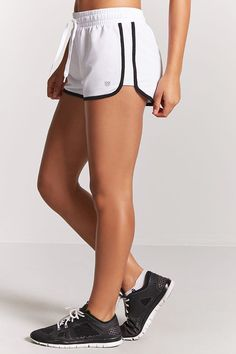 Product Name:Active Stretch-Knit Shorts, Category:Activewear, Sporty Outfits, Cool Outfits, Sport Shorts, Gym Shorts Womens, Sport Fashion, Fashion Black, Fashion Fashion, Fashion Ideas, Vintage Fashion
