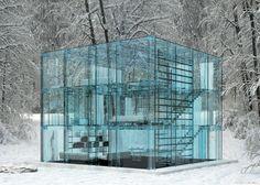 """El reino de las ideas: Casas de cristal """"ver y ser visto"""""""