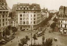 """Bucharest photos from the first decades of the century - mostly from the interwar period (between the two World Wars). ♦ The end of """"Little Paris"""" (click photo) ♦ Interwar Period, Little Paris, Bucharest Romania, Click Photo, Timeline Photos, Old Pictures, Time Travel, Vintage Photos, Amen"""