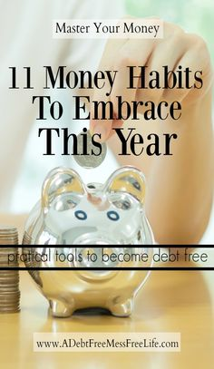 Looking to change your money situation? Learning these 11 habits can transform your personal finances and get your out of debt!
